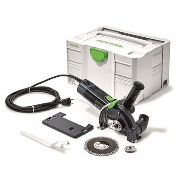 Festool Freehand cutting system DSC-AG 125 FH-Plus 240V