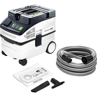 Festool Mobile dust extractor 220v CLEANTEC CT 15 E