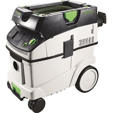 Festool Mobile dust extractor CTL 36 E 240V CLEANTEC