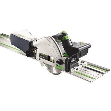 Festool Cordless plunge-cut saw TSC 55 Li 5,2 REBI-Set-SCA-FS