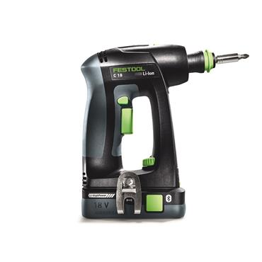 Festool Cordless drill C 18 HPC 4,0 I-Plus