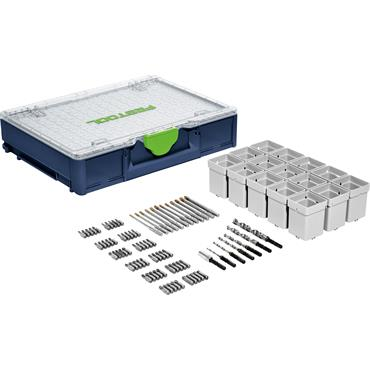 FESTOOL SYS3 ORG M 89 CE-M SYSTAINER³ ORGANIZER