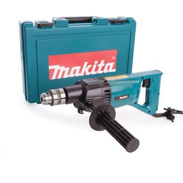 Makita 8406, 110v Percussion and Diamond Core Drill, Kit-Box