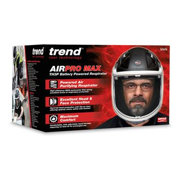 Trend Air Pro Max APF40 Powered Respirator AIR/PRO/M