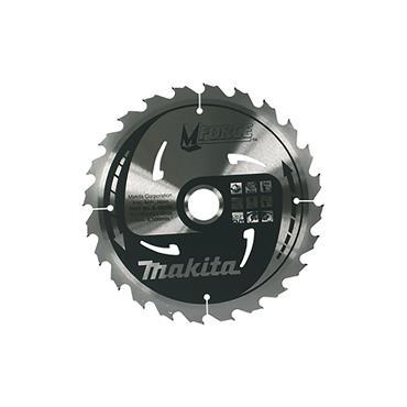 Makita B-07967 190mm x 30mm x 12T Circular Saw Blade Mforce