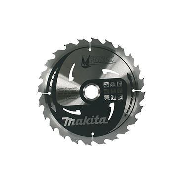 Makita B-08062 190mm x 15.88mm x 24T Circular Saw Blade Mforce