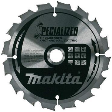 Makita B-09444 235mm - 24 Tooth - 30mm Bore