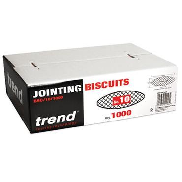 Trend Biscuit No 10 1000 off  - BSC/10/1000