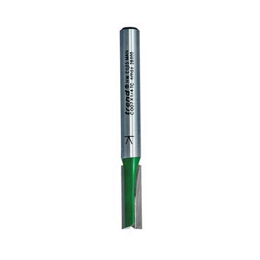 Trend Two Flute Cutter 6.3mm diameter - C007X1/4TC