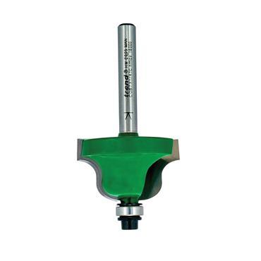 Trend Roman ogee 6.3mm radius x 22.2mm cut  - C087X1/4TC