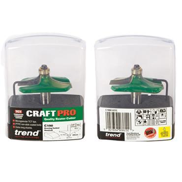 Trend Bearing guided thumb mould radius44mm  - C190X1/2TC