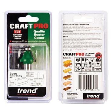 Trend Guided glazing bar cutter - C266X1/2TC