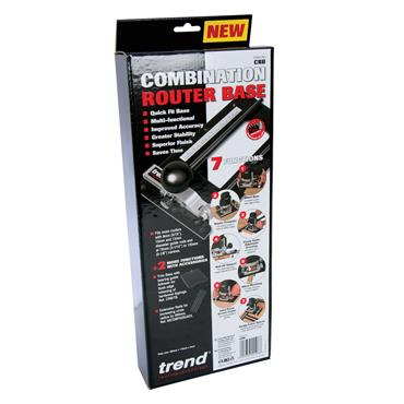Trend Combination router base  - CRB