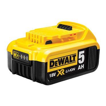 DeWalt DCB184 18v 5Ah Lithium-Ion XR Slide Battery