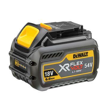 DeWalt DCB546XR Flexvolt Convertible 18v/54v Lithium-ion 6.0Ah Battery Pack