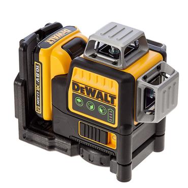 DeWALT DCE089D1G 10.8V 360 Cross Line Green Laser