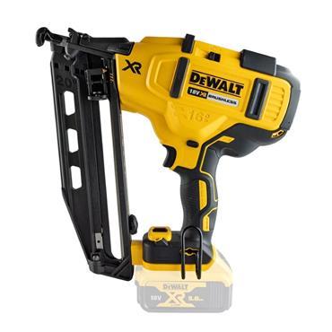 DeWalt DCN660N 18v 16 Guage Brushless 2nd Fix Nailer  (Body Only)