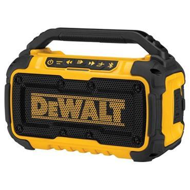DeWalt DCR011-XJ Bluetooth Speaker Body Only