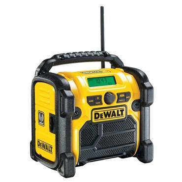 DeWalt DCR021-XJ 18v Cordless Jobsite Radio (Body Only)