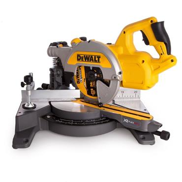 DeWalt DCS777N 54v XR Cordless FLEXVOLT Mitre Saw 216mm (Body Only)