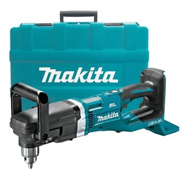 Makita DDA460ZK Twin 18v Brushless Angle Drill (Body Only) in Carry Case