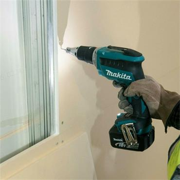 Makita DFS452Z Brushless Drywall Screwdriver, (Body Only)