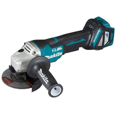 Makita DGA467Z 18v LXT Brushless Paddle Switch 115mm Angle Grinder (Body Only)