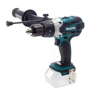 Makita DHP458Z 18v Compact 2-Speed Combi Drill (Body Only)