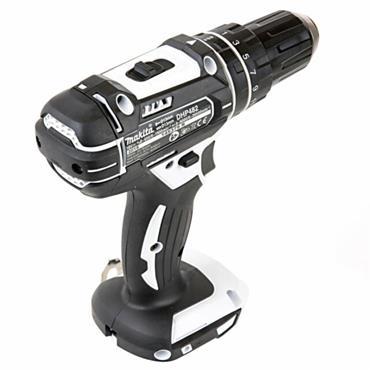 Makita DHP482RFWJ_1, 18v Combi Drill, 2x 3Ah Batteries, Charger, Kit-Box