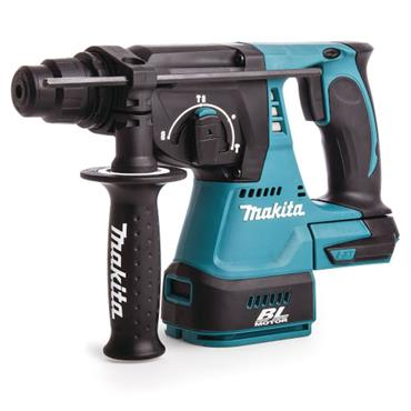Makita DHR242Z 18v LXT 24mm Brushless SDS+ Rotary Hammer (Body Only)