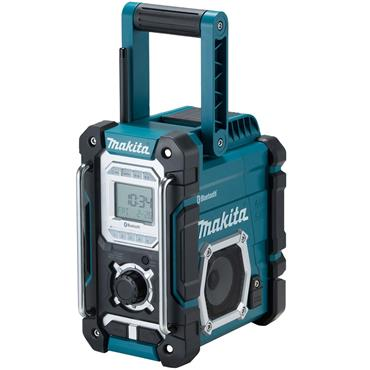 Makita DMR106 Bluetooth Jobsite Radio with USB Charger