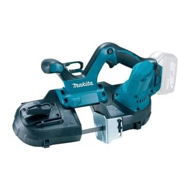 Makita DPB181Z 18v Cordless Compact Band Saw, Saw Blade, Hex Wrench (Body Only)