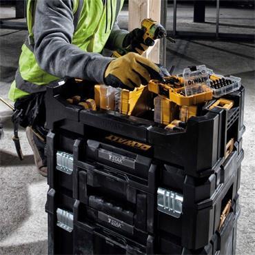 DeWalt DT70742T Extreme Impact FLEXTORQ, 33 Piece Screwdriver Bit Set in Tough-Case