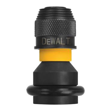 """DeWalt 1/4"""" HEX TO 1/2"""" SQUARE IMPACT WRENCH ADAPTER"""