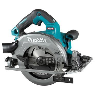 Makita 40v Max Circular Saw incl. 2.5Ah battery, charger.