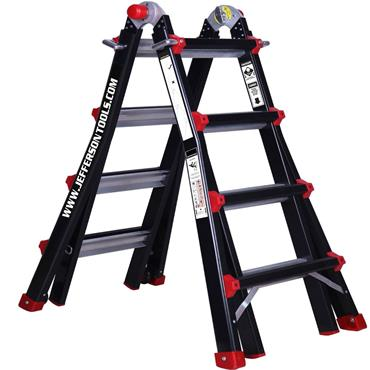 Jefferson AS-4 Multi-Purpose Ladder