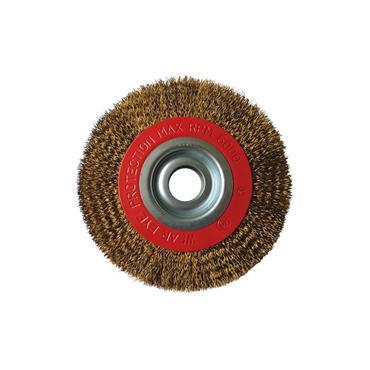 JEFFERSON JEFWIWHB-200 200mmx 25mm Wire Wheel Brush
