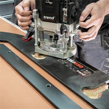 Trend Kitchen Worktop Jig 650mm c/w Peninsular Cut - KWJ650