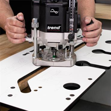 Trend Multi-Material Square Edge Kitchen Worktop Jig 700mm - KWJ700S