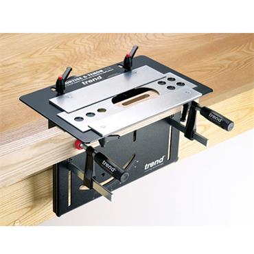 Trend Mortise and Tenon Jig (Imperial Size) - MT/JIG
