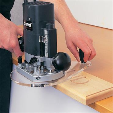 Trend Offset router base  - OFS/BASE