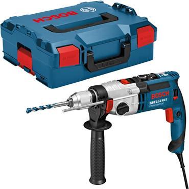 Bosch GSB 21-2 RE 2-Speed Impact Percussion Drill, 1100 Watt