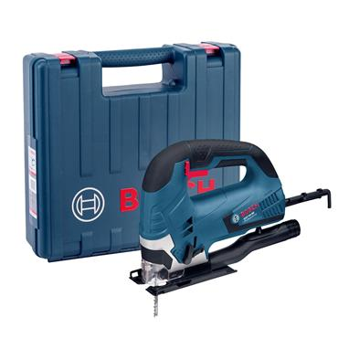 Bosch GST90BE 90mm 650W Bow Handle Jigsaw, Accessories and Kit Box