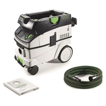 Festool Mobile dust extractor CTL 26 E CLEANTEC