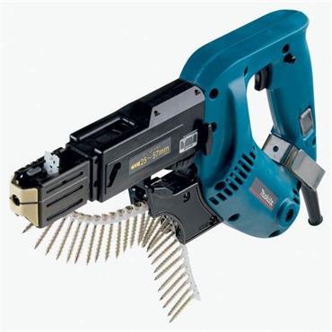 Makita 6834 Auto-feed Screwdriver, 25-57mm Screw x 4mm