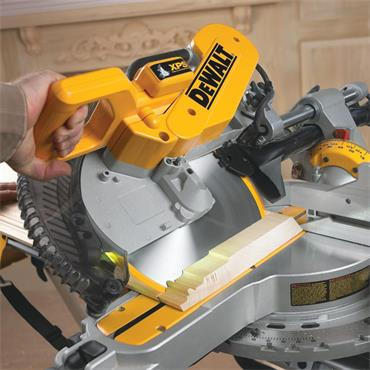 DeWalt DWS780 305mm Compound Slide Mitre Saw