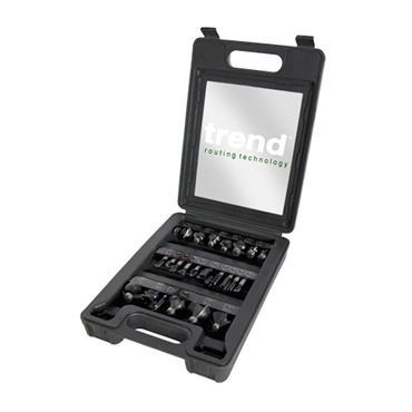 Trend 24 piece starter cutter set  - SET/SS24X1/4TC