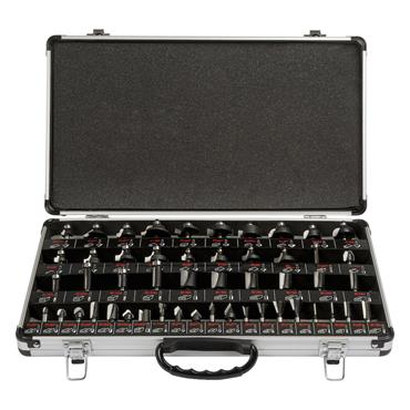 Trend 50 piece starter cutter set  - SET/SS50X1/4TC