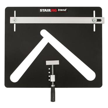 Trend Stair Jig A complete Closed riser  - STAIR/A