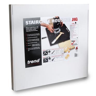 Trend Stair Jig B complete Open riser  - STAIR/B